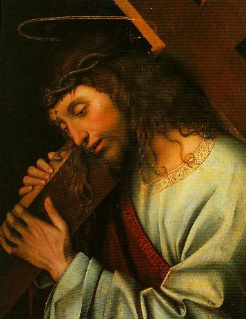 Christ Carrying the Cross | Giovan Francesco Maineri | Oil Painting