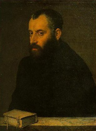 Portrait of a Gentleman with a Book | Giovanni Battista Moroni | Oil Painting