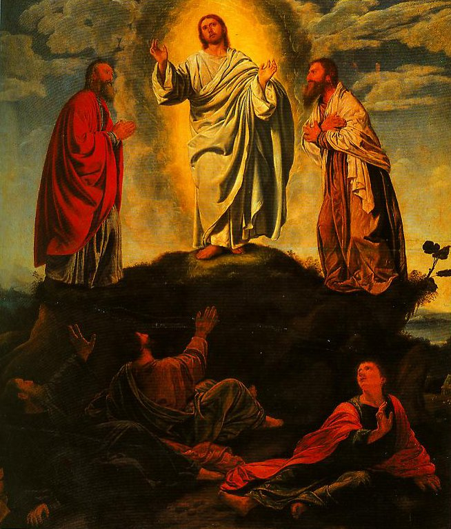 The Transfiguration | Giovanni Gerolamo Savoldo | Oil Painting
