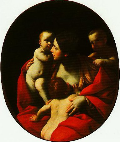 Christian Charity | Guido Reni | Oil Painting