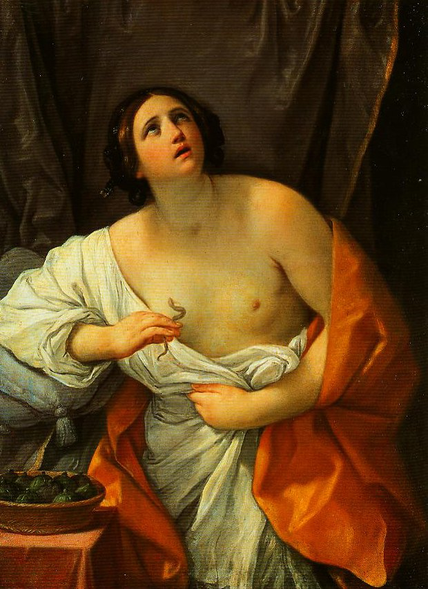 Cleopatra | Guido Reni | Oil Painting