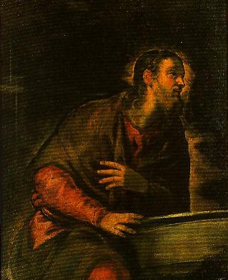 Christ at the Well | Jacopo Tintoretto | Oil Painting
