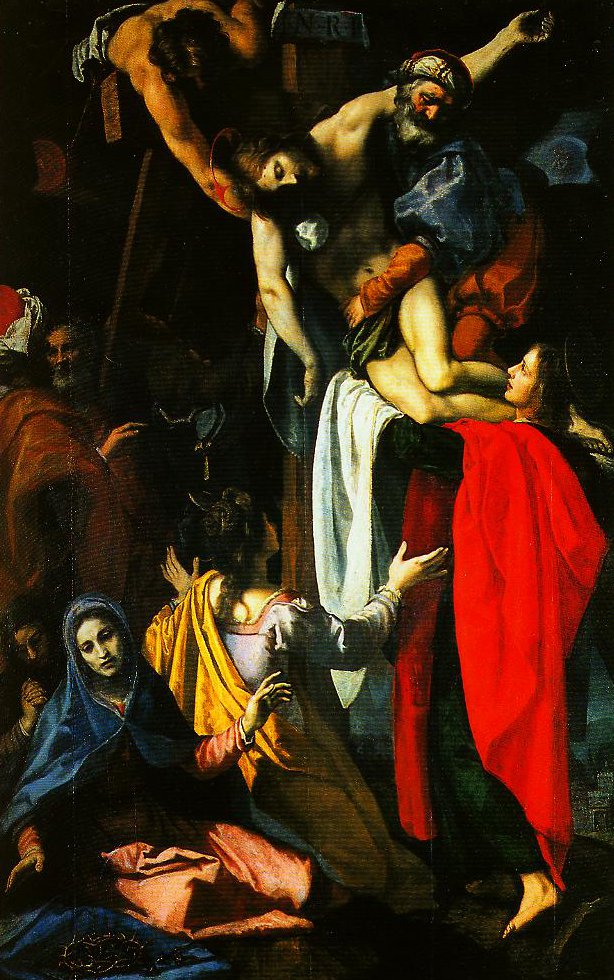 The Deposition from the Cross | Ludoico Cigoli | Oil Painting