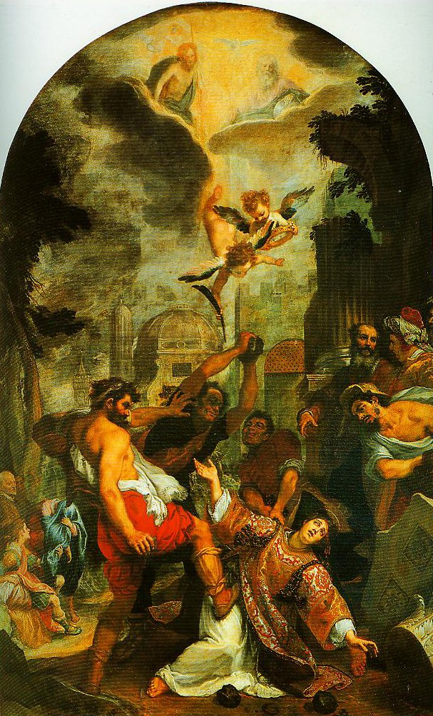 The Martyrdom of St Stephen | Ludoico Cigoli | Oil Painting