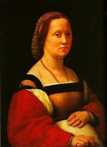 Portrait of a Woman | Raphael | Oil Painting