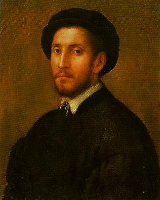 Portrait of a Man   Pierfrancesco Foschi   Oil Painting