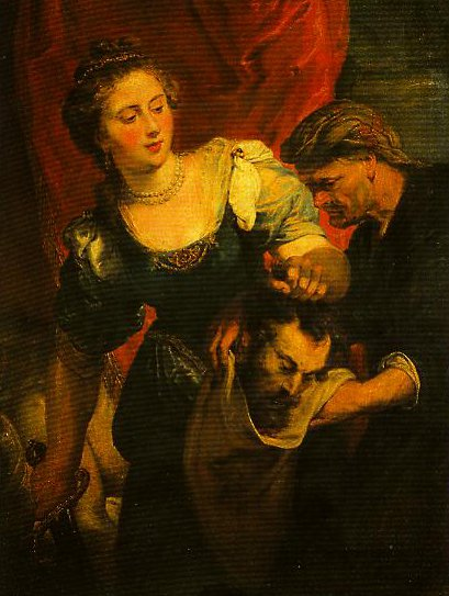 Judith with the Head of Holofernes | Pieter Paul Rubens | Oil Painting