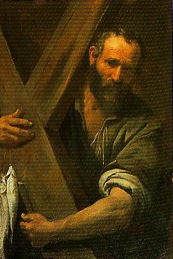 St Andrew | Simone Cantarini | Oil Painting