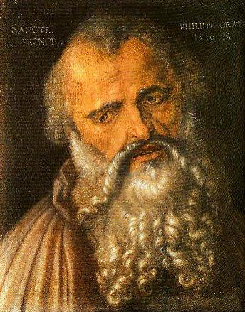 St Philip the Apostle | Albrech Durer | Oil Painting