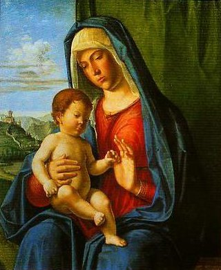 Madonna and Child | Cima Da Conegliano | Oil Painting