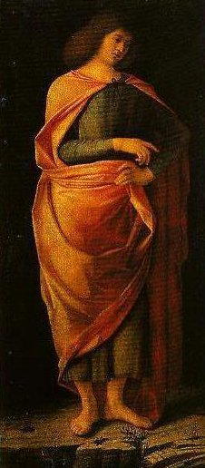 Prophet | Benedetto Diana | Oil Painting