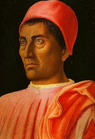 Portrait of Carlo des Medici | Andrea Mantegna | Oil Painting