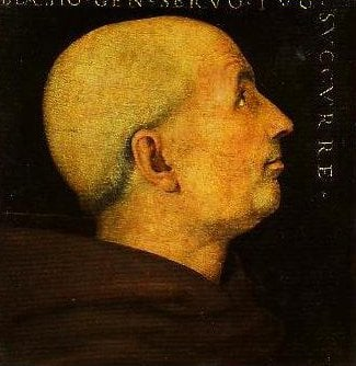 Portrait of Don Biagio Milanesi | Peruglno | Oil Painting