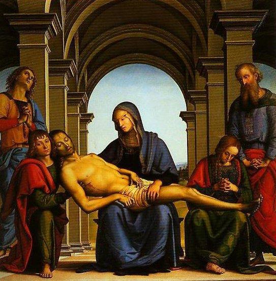 Pieta | Peruglno | Oil Painting