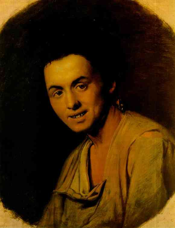 Lad Of Seventeen (Baker) Study 1869 | Vasily Perov | oil painting