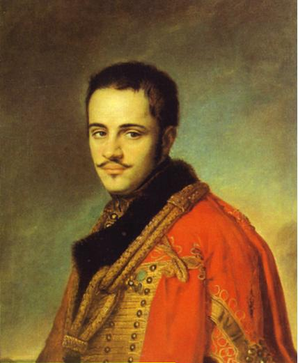 Rayevsky | Vasily Tropinin | oil painting