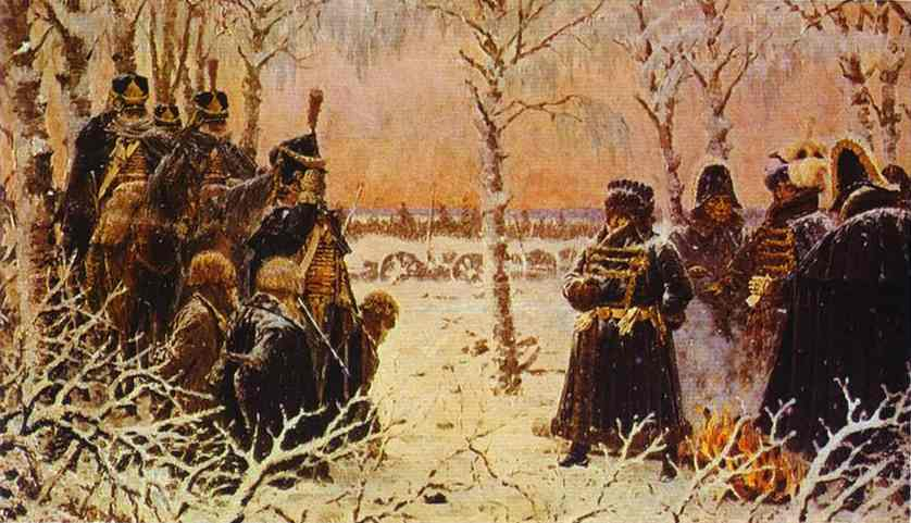 Cannon 1882 | Vasily Vereshchagin | oil painting