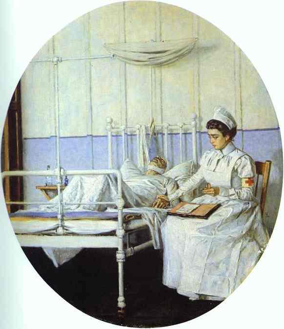 Interrupted Letter 1901 | Vasily Vereshchagin | oil painting