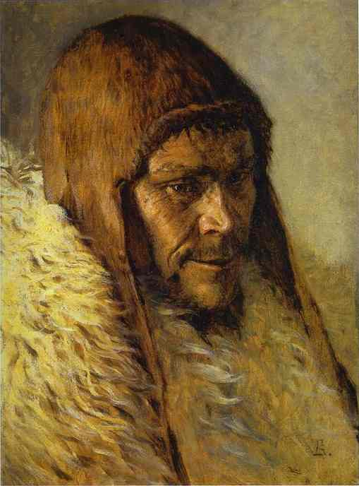 Zyrian 1893-1894 | Vasily Vereshchagin | oil painting