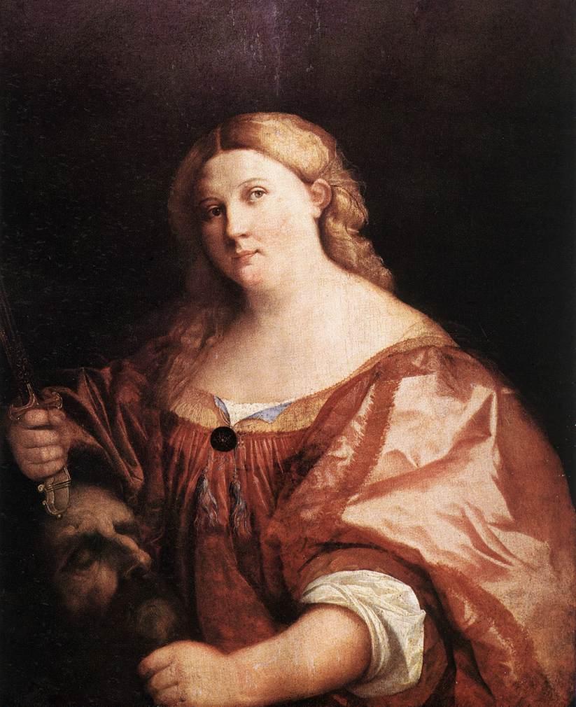 Judith | Vecchio Palma | oil painting
