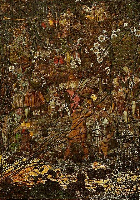 The Fairy Feller's Master-Stroke | Richard Dadd | oil painting