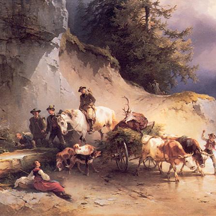 Gauermann, Friedrich