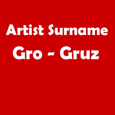 Gro - Gruz