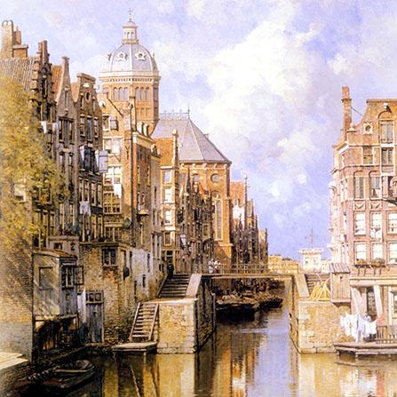 Klinkenberg, Johannes Christiaan Karel