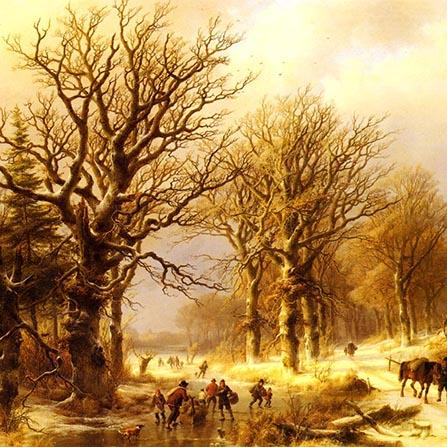 Klombeck, Johann Bernard