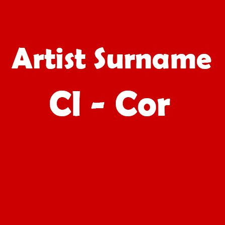 Cl - Cor