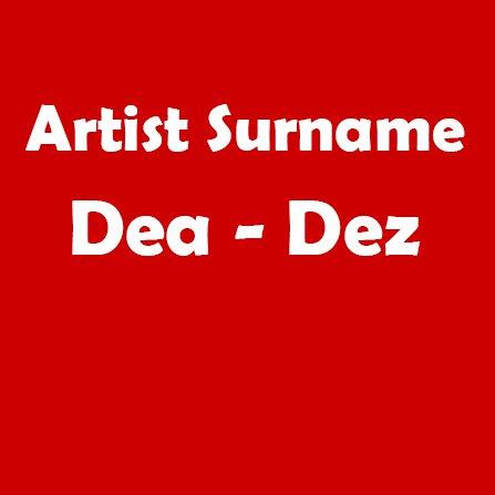 Dea - Dez