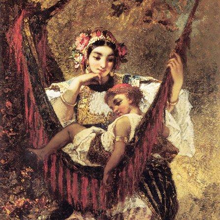 Diaz, De La Pena Narcisse Virgile