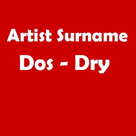 Dos - Dry