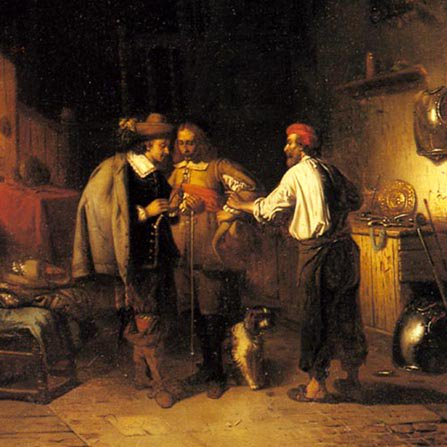 Braekeleer, Adrien Ferdinand De