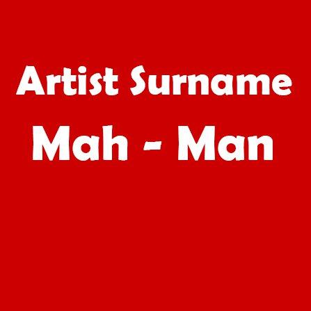 Mah-Man