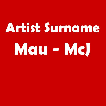 Mau-McJ