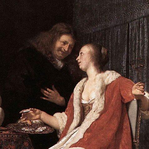 Mieris, Frans Van The Elder