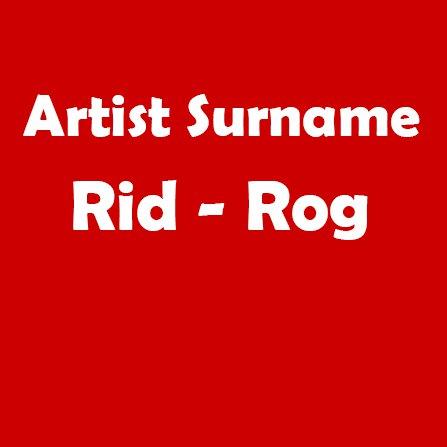 Rid - Rog
