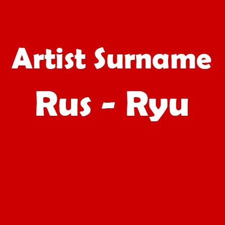 Rus - Ryu