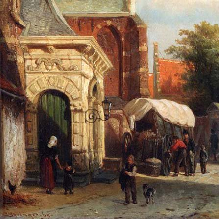 Springer, Cornelis