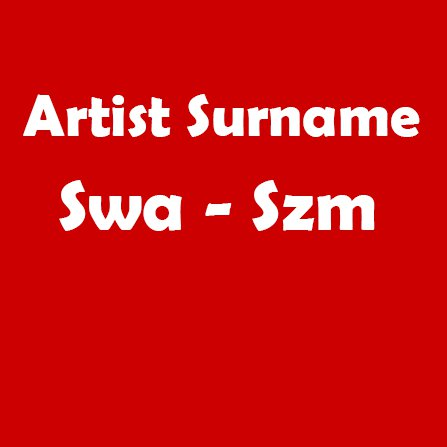 Swa - Szm