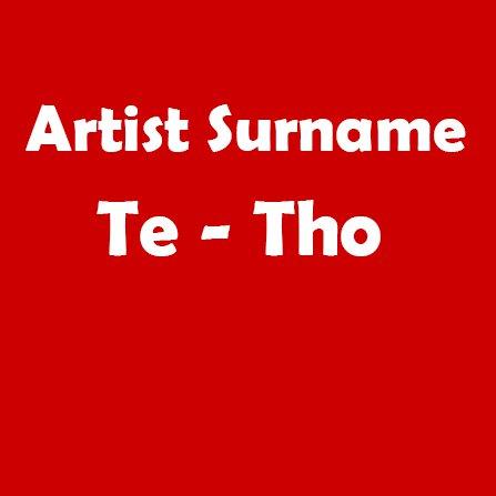 Te - Tho