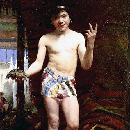 Thivet, Antoine Auguste