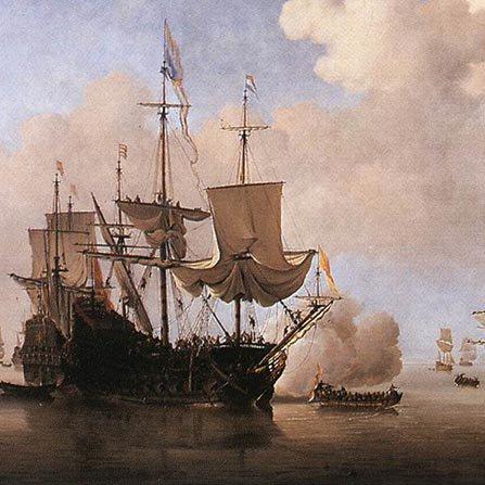 Velde, Willem Van De The Younger