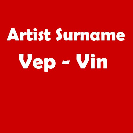 Vep - Vin