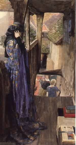The Ugly Princess 1902 | Vincenzo Foppa | oil painting