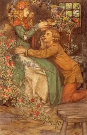 Natural Magic 1905 | Vincenzo Foppa | oil painting
