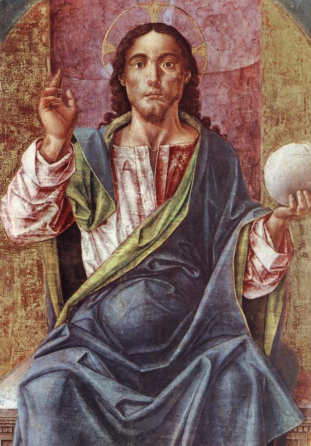Christ Carrying The Cross | Vivarini | oil painting