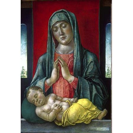 Madonna And Child 1481 | Vivarini | oil painting