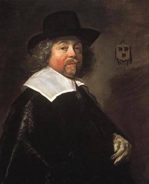 Portrait of Joseph Coymans 1644 | Frans Hals | oil painting